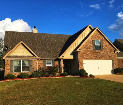 Phenix City AL Single Family Home For Sale: $215,000