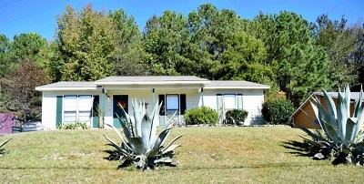Phenix City AL Single Family Home For Sale: $89,000
