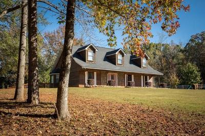 Salem Single Family Home For Sale: 7977 Lee Rd 158