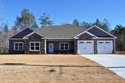 Salem Single Family Home For Sale: 100 Lee Rd 2213