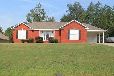Phenix City AL Single Family Home For Sale: $129,900