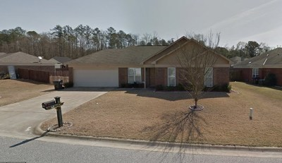Phenix City AL Single Family Home For Sale: $137,900