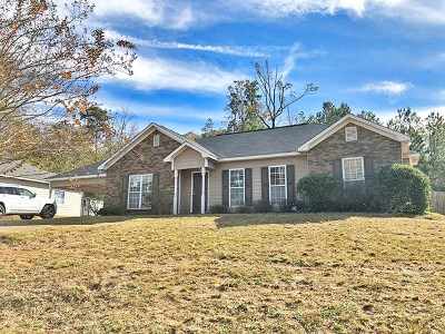 Phenix City AL Single Family Home For Sale: $42,500