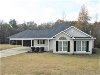 Phenix City AL Single Family Home For Sale: $116,900