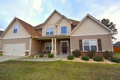 Phenix City AL Single Family Home For Sale: $238,900