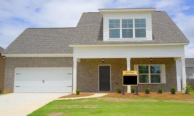 Phenix City AL Single Family Home For Sale: $240,100