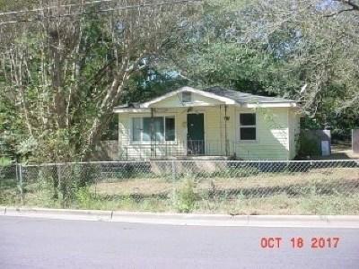 Phenix City AL Single Family Home For Sale: $16,600