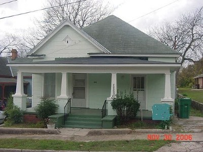 Phenix City AL Single Family Home For Sale: $25,000