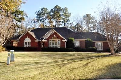Phenix City Single Family Home For Sale: 2719 Summerfield Pl