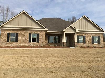 Salem Single Family Home For Sale: 131 Lee Rd 2154