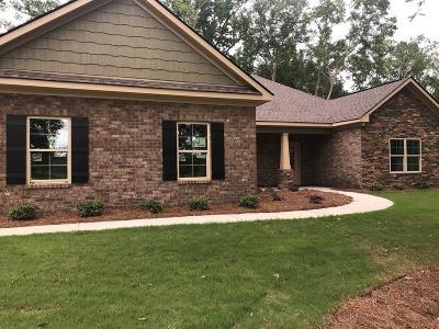 Salem Single Family Home For Sale: 321 Lee Rd 2154