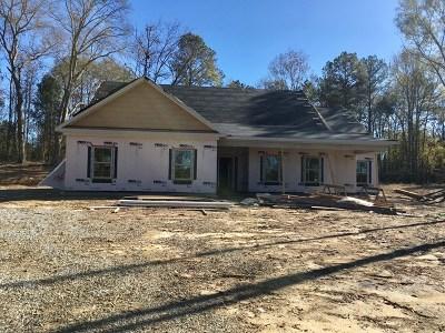 Salem Single Family Home For Sale: 333 Lee Rd 2154