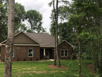 Salem Single Family Home For Sale: 339 Lee Rd 2154
