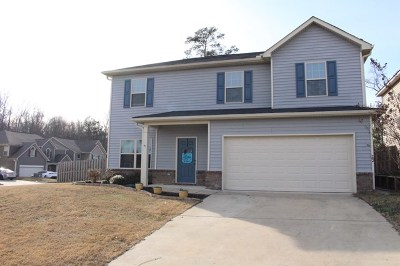 Phenix City Single Family Home For Sale: 80 Willow Trace Dr