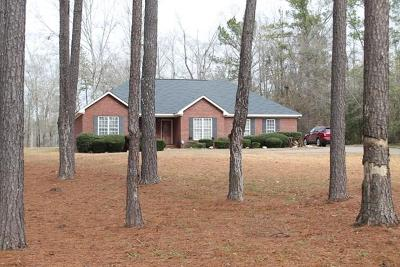 Phenix City Single Family Home For Sale: 7555 Lee Rd 240