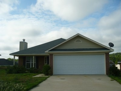 Phenix City Single Family Home For Sale: 69 Brentwood Dr