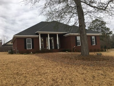 Phenix City Single Family Home For Sale: 99 Lee Rd 2001