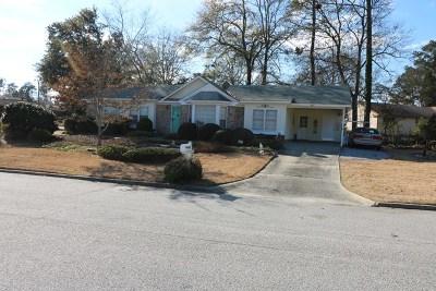 Phenix City Single Family Home For Sale: 4401 Bridgewater Dr
