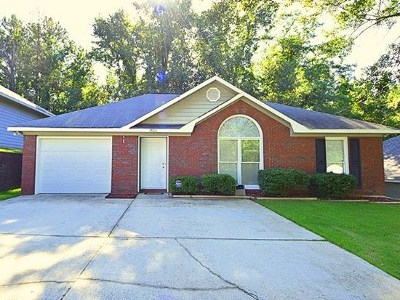 Phenix City Single Family Home For Sale: 2804 21st Ave