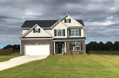 Salem Single Family Home For Sale: 83 Lee Rd 123