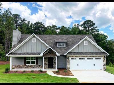 Salem Single Family Home For Sale: 238 Lee Rd 2208