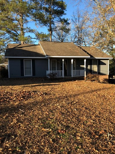 Phenix City AL Single Family Home For Sale: $82,900