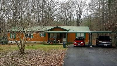 Salem Single Family Home For Sale: 82 Lee Rd 635