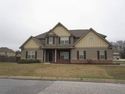 Phenix City AL Single Family Home For Sale: $259,900