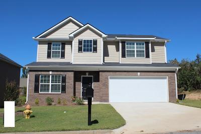 Phenix City AL Single Family Home For Sale: $174,155