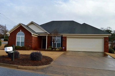 Phenix City AL Single Family Home For Sale: $190,000