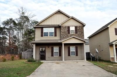 Phenix City AL Single Family Home For Sale: $117,900