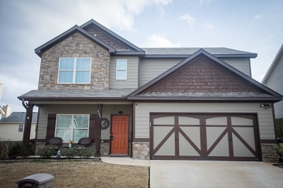 Phenix City AL Single Family Home For Sale: $205,000