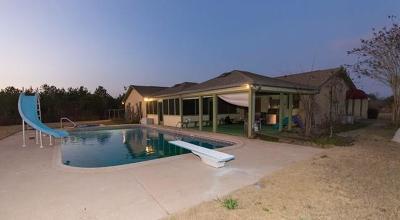 Salem Single Family Home For Sale: 111 Flournoy Rd