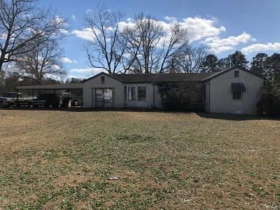 Phenix City AL Single Family Home For Sale: $23,000