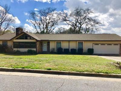 Phenix City AL Single Family Home For Sale: $159,000