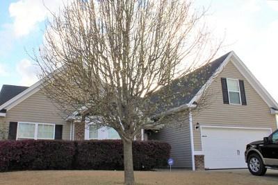 Phenix City AL Single Family Home For Sale: $212,500