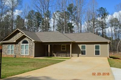 Salem Single Family Home For Sale: 237 Lee Rd 746