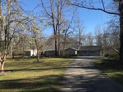Salem Single Family Home For Sale: 2432 Lee Rd 279