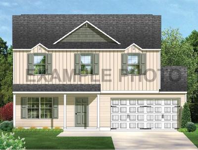 Phenix City AL Single Family Home For Sale: $150,990