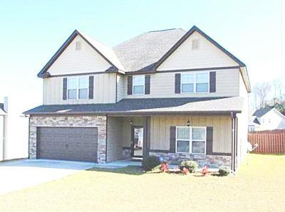 Phenix City AL Single Family Home For Sale: $226,500