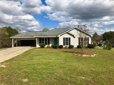 Phenix City AL Single Family Home For Sale: $112,900