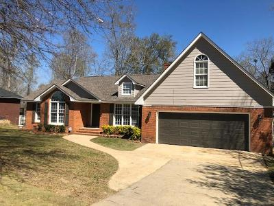 Phenix City AL Single Family Home For Sale: $199,900