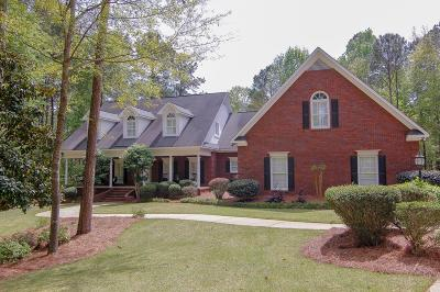 Phenix City Single Family Home For Sale: 1301 Grist Mill Dr