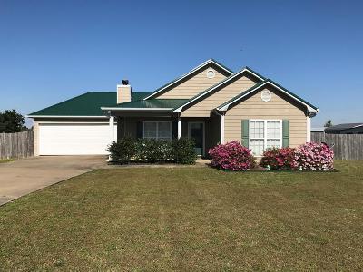 Salem Single Family Home For Sale: 12152 Highway 169