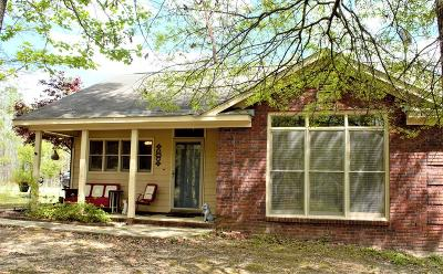 Salem Single Family Home For Sale: 3562 Lee Rd 145