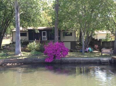 Lake Harding Single Family Home For Sale: 237 Lee Rd 339