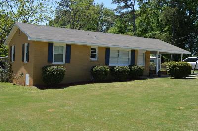 Phenix City AL Single Family Home For Sale: $114,900