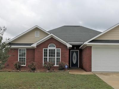 Phenix City AL Single Family Home For Sale: $167,500