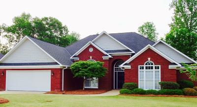 Phenix City AL Single Family Home For Sale: $254,900