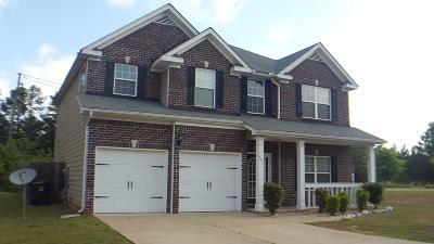 Phenix City AL Single Family Home For Sale: $171,500